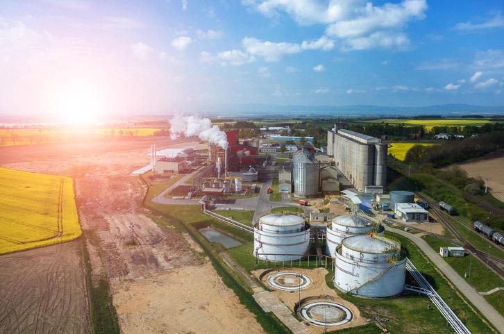 Química e Derivados - A biorrefinaria e a indústria química brasileira